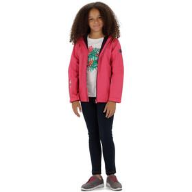 Regatta Feargus Jacket Kids Hot Pink